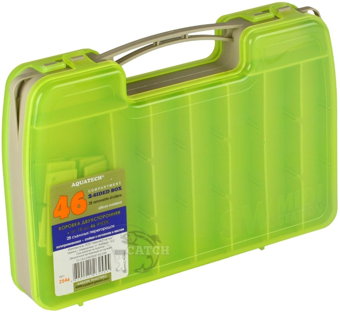 Коробка Aquatech 2546 2-х сторонняя