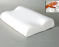 Ортопедическая подушка для сна с памятью, подушка мемори, анатомическая с эффектом памяти Memory Pillow Foam