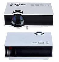Мультимедийный проектор для домашнего кинотеатра PRO-UC40 портативный Бело-черный