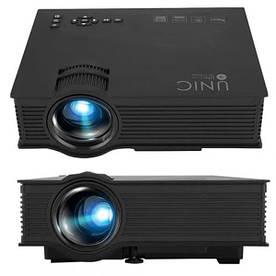 Мультимедийный проектор для домашнего кинотеатра UNIC UC68 Черный
