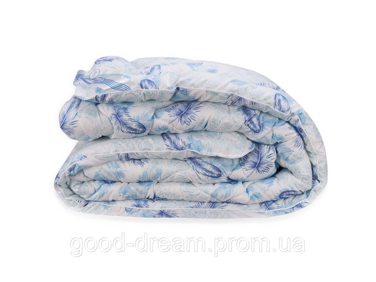 Ковдра БІО ПУХ Leleka-Textile 172х205 М11 осінь-зима Двоспальне