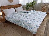Ковдра БІО ПУХ Leleka-Textile 172х205 М11 осінь-зима Двоспальне, фото 2