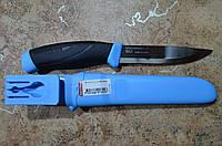 Нож Mora Companion Blue нержавеющая сталь (12159)