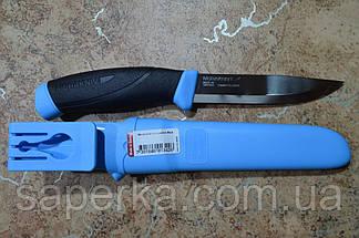 Нож Mora Companion Blue нержавеющая сталь (12159), фото 2