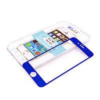 Бронированная защитная пленка (стекло), Комплект, переднее и заднее, для iPhone 6, 0,33 mm, NewTop, Графитовая /накладка/наклейка /айфон/Защитное стек