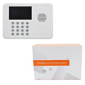 Охранная GSM сигнализация для дома с датчиком движения Alarm Set G3 RU