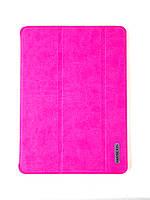 Чехол-книжка для Apple iPad AIR, Apple iPad 2017 9.7, Baseus Folio Case, розовый (hot pink) /flip case/флип кейс /айпад