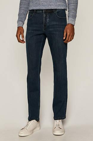 Синие мужские джинсы Regular Medicine, фото 2