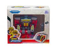 """Трансформер """"Тобот mini Вулкан"""", трансформер,детские машинки,тачки,машинки на пульте,hotwheels"""