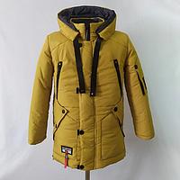 Зимняя Куртка парка подростковая зима 2020/2021 Украина