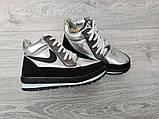 Сучасні жіночі зимові черевики (БТ-6ср), фото 4