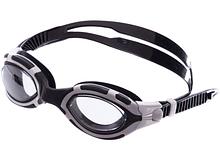 Очки для плавания Zelart Черно-серые