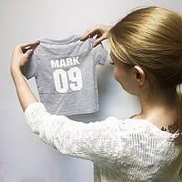 Детские футболки и свитшоты с вашей любой надписью и рисунком