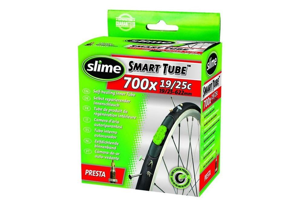 Антипрокольная камера с жидкостью 700 x 19 - 25 PRESTA Slime