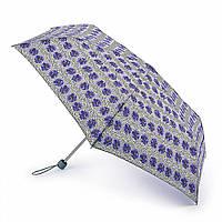 Зонт женский Fulton Superslim-2 L553 Tropical Stripe (Тропические полосы), фото 1