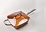 Сковорода-фритюрница UNIQUE UN-5251 24см. 4 предмета. Чудо-сковорода., фото 4