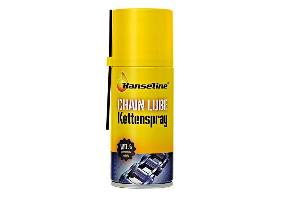 Мастило для ланцюга спрей Нanseline Chaine Lube Kettenspray 150мл
