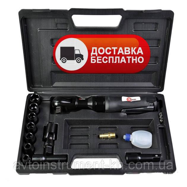 """Пневмотрещотка 1/2"""" 69 Nm INTERTOOL PT-1110"""