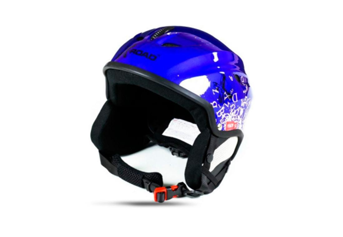 Шлем горнолыжный X-Road VS 670 blue S (55-56 см)