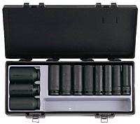 "Набор головок 6-гр. глубоких, ударных 11 пр. 1/2"" (12-32 мм) Force 4119 F"