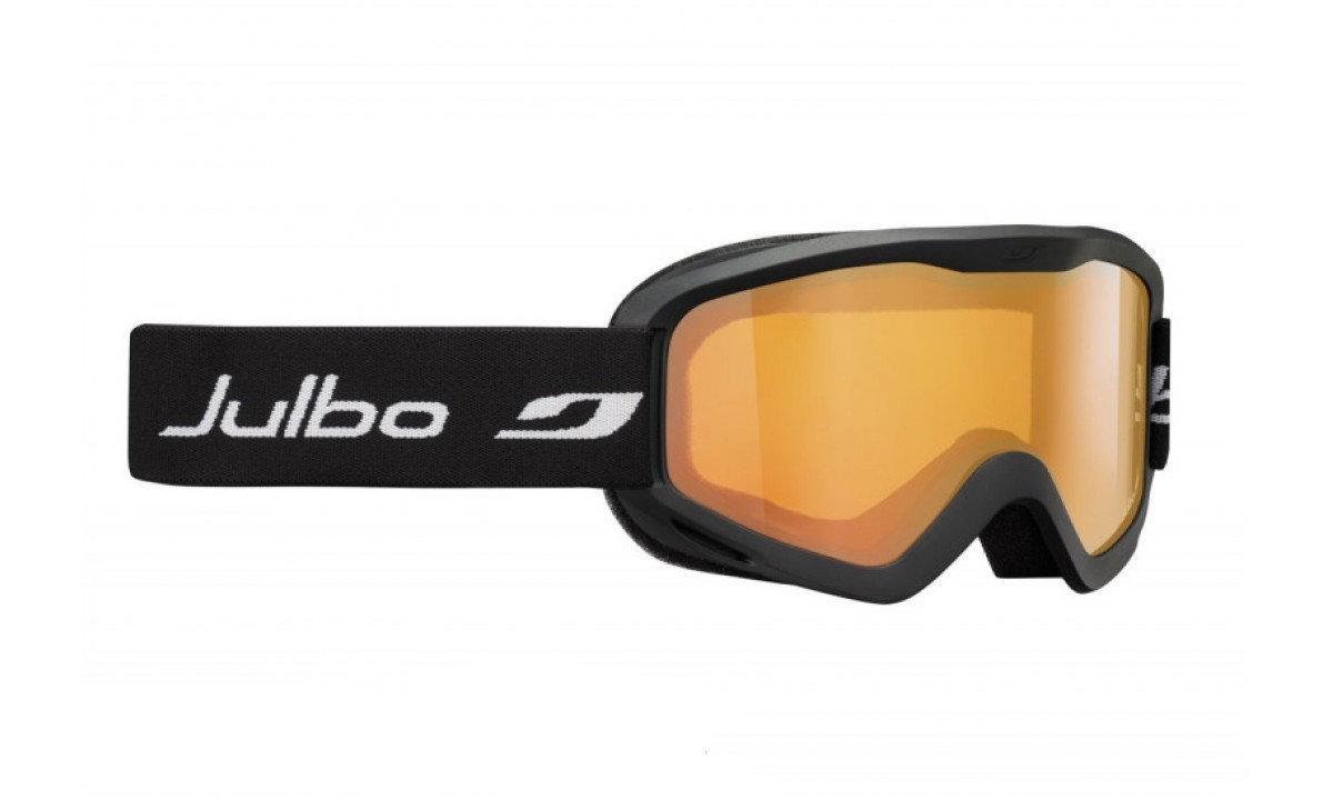 Горнолыжная маска Julbo Plasma Noir cat 2 L черная