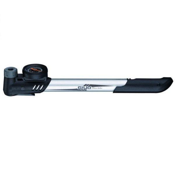 Насос GIYO GP-43CA с манометром