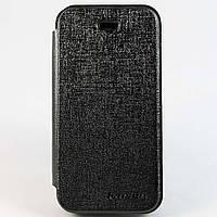 Чехол-книжка для Apple iPhone 4/4S, боковой, Lensun, Графитовый /flip case/флип кейс /айфон