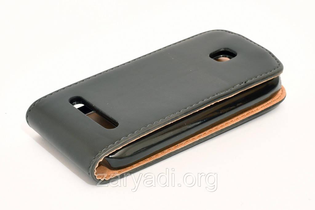 cheap for discount 1497b 9c5bc Чехол-книжка для Nokia 603, Chic Case, черный /flip case/флип кейс /нокиа -  Bigl.ua