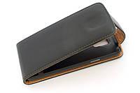 Чехол-книжка для Samsung Galaxy Note 3 Neo, N7505, SM-N750, SM-N7505, Chic Case, черный /flip case/флип кейс /самсунг галакси