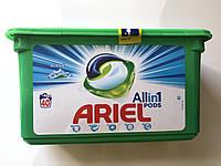 Капсулы для стирки Ariel 3in1 PODS ALPINE, 40 шт