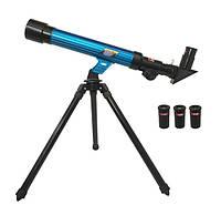 Телескоп астрономический со штативом Eastcolight увеличение до 40 раз (ES23011)