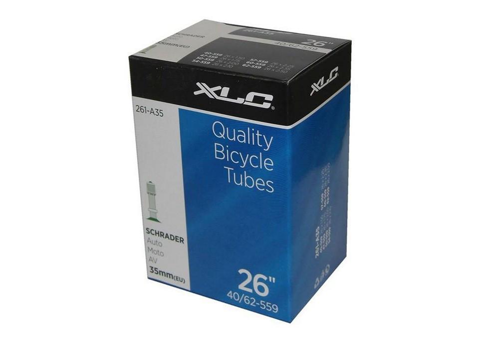 "Велосипедная камера XLC, 26""x1.5-2.5 (40/62-559) AV 40mm"