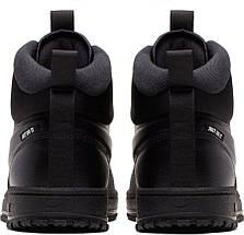 Кросівки зимові Nike Path Winter M BQ4223-001 Чорний, фото 3