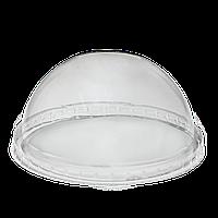 Крышка для десертного купольного стакана 200мл без отверстия(50шт/рук)