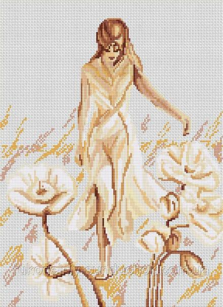 Набір для вишивки хрестом Luca-S B269 Враження