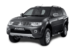 Фаркопы для Mitsubishi (Мицубиси) Pajero Sport 2 2008-2015