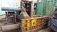 Пресс для металлолома Y81F-125 пакетировочный