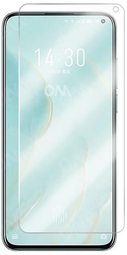 Гидрогелевая защитная пленка на Meizu 17 Pro на весь экран прозрачная