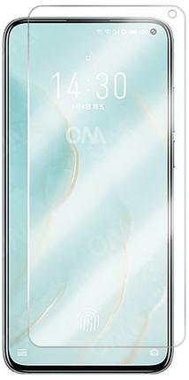 Гидрогелевая защитная пленка на Meizu 17 Pro на весь экран прозрачная, фото 2