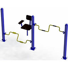 Тренажёр для мышц рук и ног
