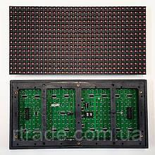 LED модуль, Червоний, P10, DIP, зовнішній