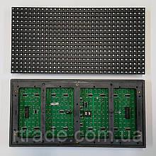 LED модуль, Синій, P10, DIP, зовнішній