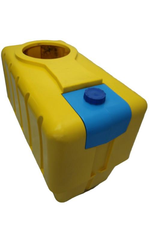 Емкость, бак 800 литров для опрыскивателя на прицепной опрыскиватель AGRO