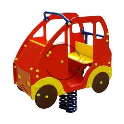 """Детская качалка """"Машинка"""" DIO113, фото 2"""