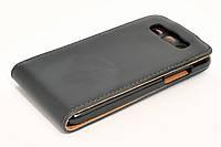 Чехол-книжка для Samsung Galaxy Win Duos, i8552, i8550, Chic Case, GT-i8552, Черный, Eco кожа/flip case/флип кейс /самсунг галакси