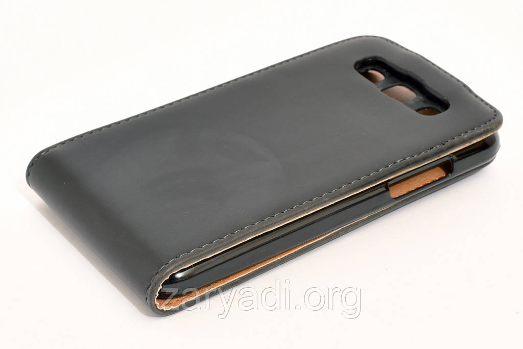 12d9d587531 Чехол-книжка для Samsung Galaxy Win Duos, i8552, i8550, Chic Case, GT-i8552,  Черный, Eco кожа/flip case/флип кейс /самсунг галакси, цена 100 грн., ...