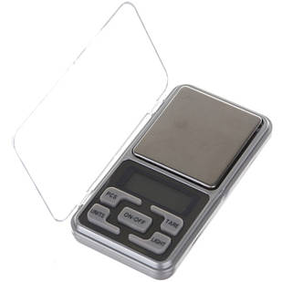 Ваги ювелірні електронні настільні Pocket Scale до 200 гр