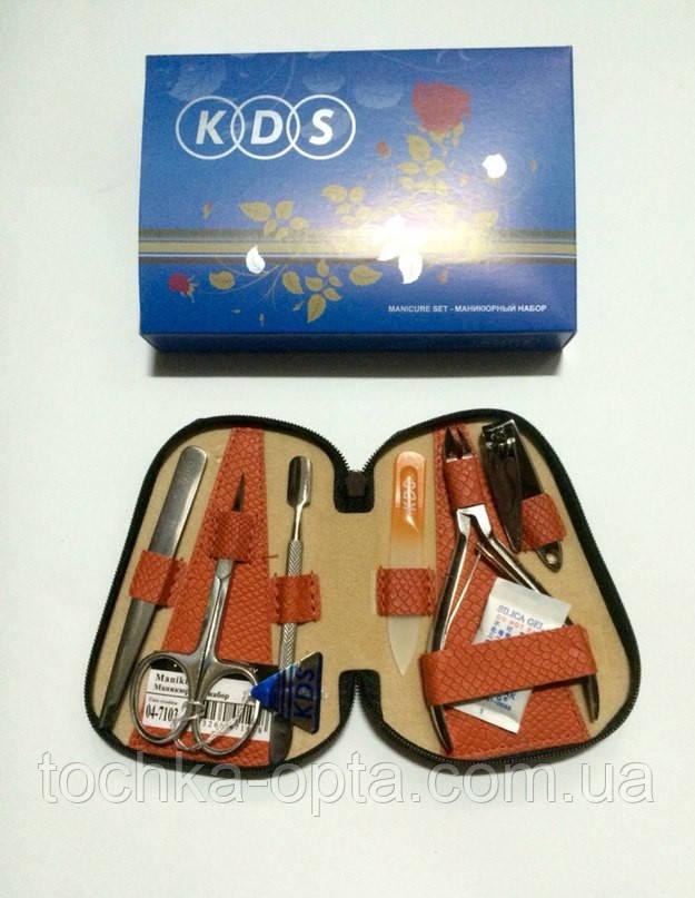 Маникюрный набор KDS