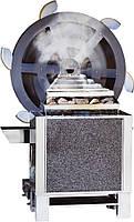 Электрическая печь EOS 34.GM Profi 36 kW (36 кВт, 65-75 м3, 380 В ), печь для Мельницы