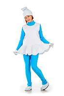 Смурфетта взрослый карнавальный костюм